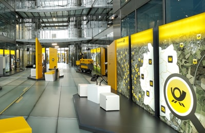 Interaktives Ausstellungsdesign: Level 3.0, Deutsche Post DHL Group title=Interaktives Ausstellungsdesign: Level 3.0, Deutsche Post DHL Group /> <article class=